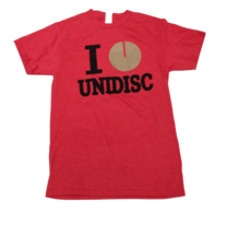 I Heart Unidisc - Red
