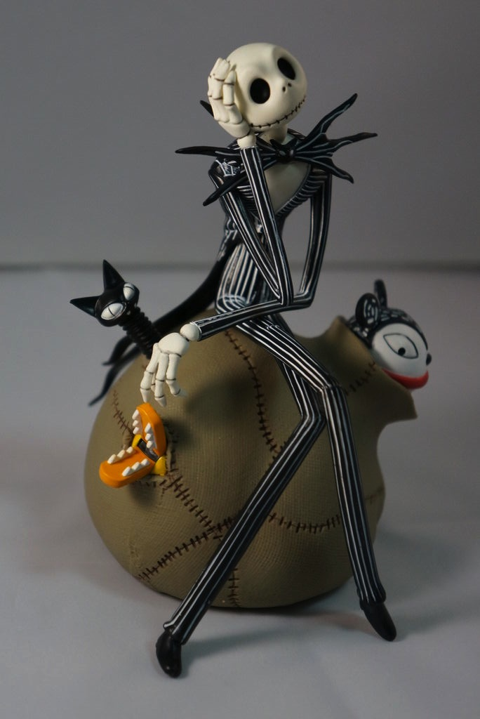 The Nightmare Before Christmas 20th Anniversary Jack Skellington ...