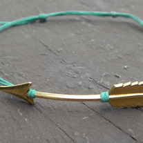 The Hunger Games, Katniss' Arrow Bracelet