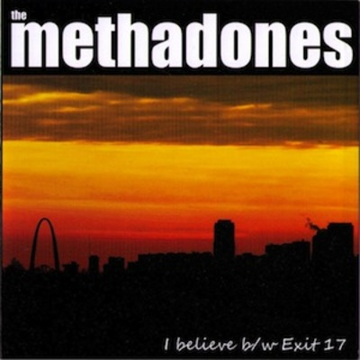 The methadones exit 17 & i believe 7""