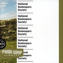 National Beekeepers Society - Pawn Shop Etiquette CD