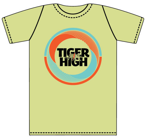 "Tiger High - ""Myth Is This"" Logo T-Shirt"