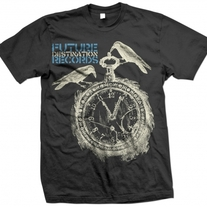 Future Destination Bird/Clock T-Shirt