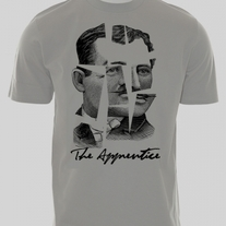 The Apprentice-Cut Head T-shirt