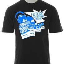 Future Destination Records-Logo Shirt