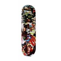 """The World Traveler"" Skate Deck"