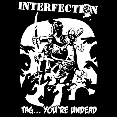 Interfection t-shirt 2xl