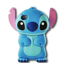 NEW 3D STITCH Hard COVER CASE FOR IPHONE 4/4S