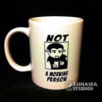 Not a Morning Person Mug