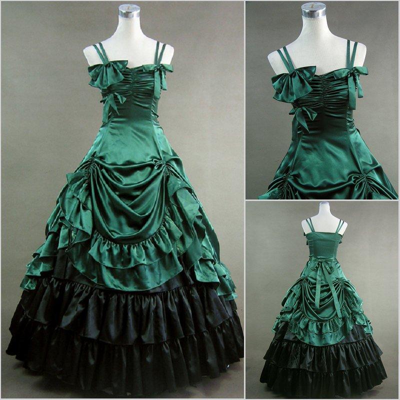 Retro Evening Gowns