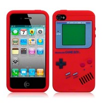 Red Nintendo Case (iPhone 4/4s)