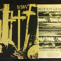 Bloody Gears - 'Landscapes of Disease' LP