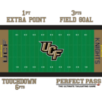 UCF Perfect Pass Tailgating Game