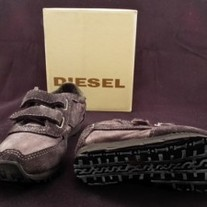 Diesel Great Era' Pass On Strap Shoe