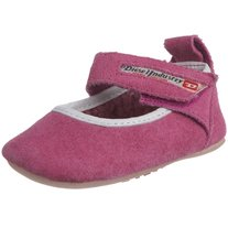 Diesel Lovely Pink Leather Baby Shoe