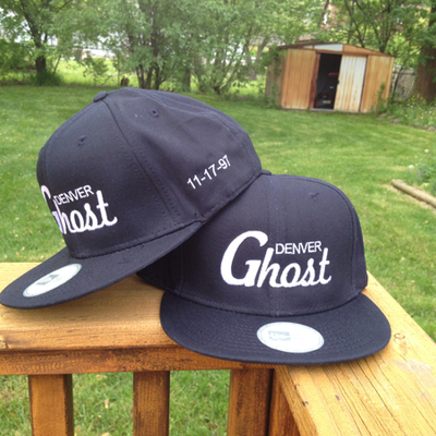 Denver ghost (11-17-97) hat