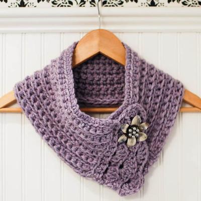 Crochet Scarves Patterns - Online Crochet Instruction