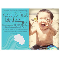 printable birthday invitation | kai