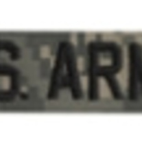 Army Branch Tape
