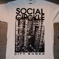 Social Circkle - 'City Shock' T-Shirt