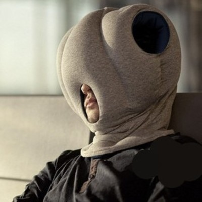 The magical ostrich pillow neck protection office the nap pillow cotton car travelling pillow snooze everywhere