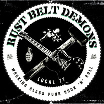 "RUST BELT DEMONS ""Local 77"" CD"