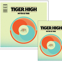 "Tiger High - ""Myth Is This"" CD & Cassette Bundle"