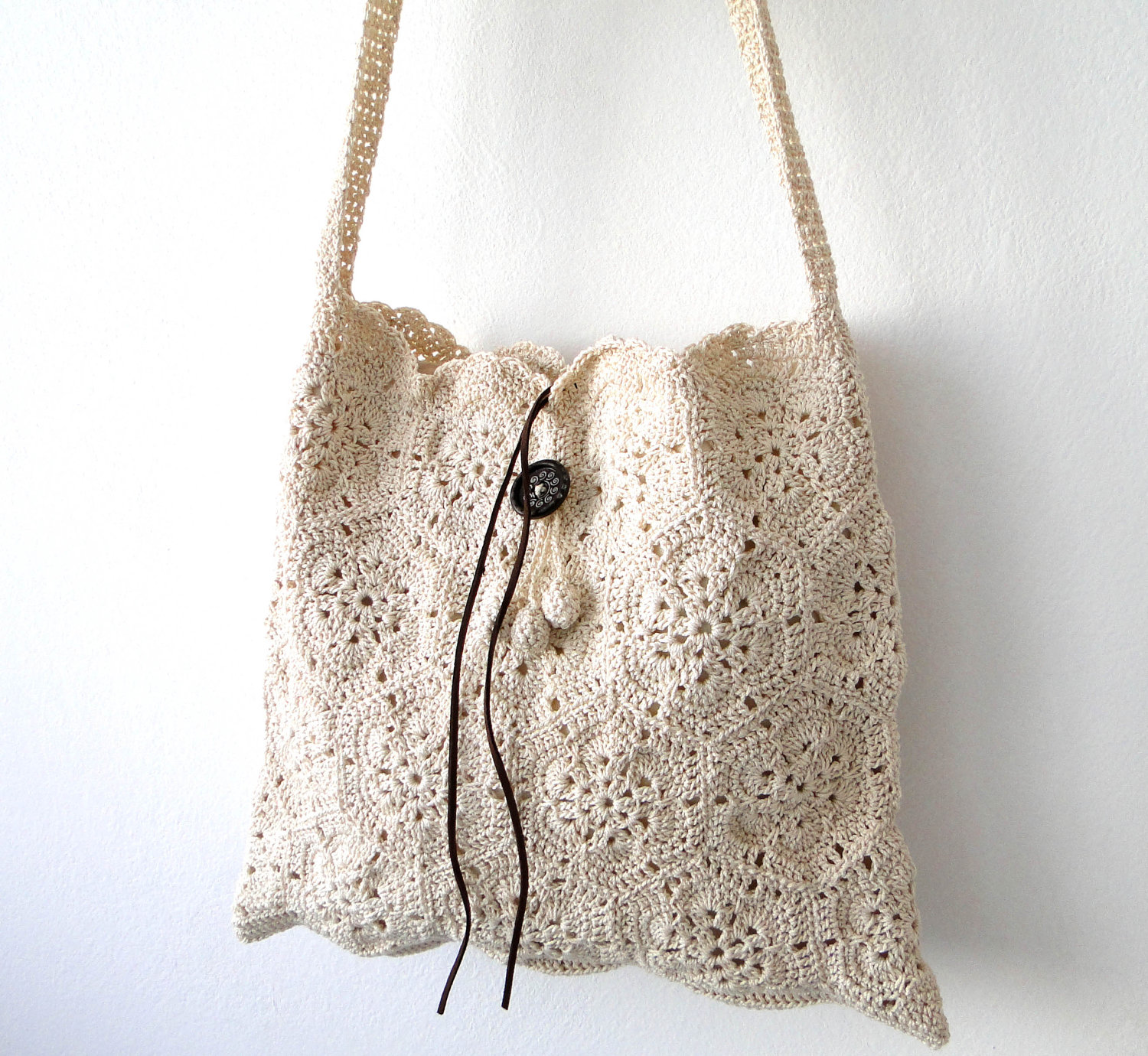 Crochet Pattern For Shoulder Bag 12