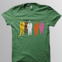 """Reservoir Dogs Silhouette"" Shirt"