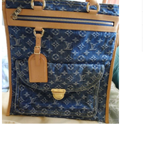 "Louis Vuitton ""Sac Plat Shopper"""