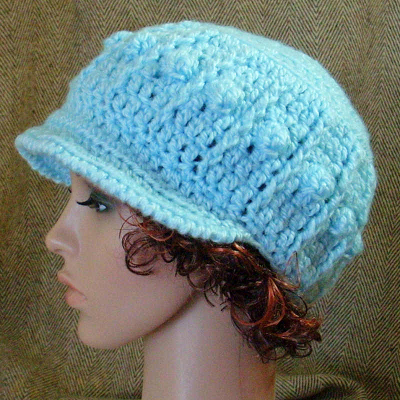 Crocheting Easier Than Knitting : Pics Photos - Be Easier To Knit Than Crochet Skunk Crocheted Hat And ...