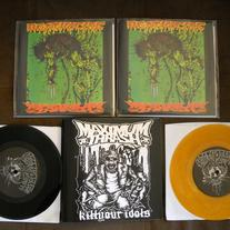 AGATHOCLES/MAXIMUM THRASH 7'' OPQ014