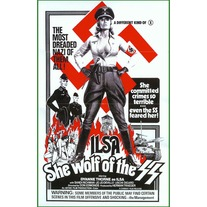 ILSA She-Wolf of the SS 11x17 #C
