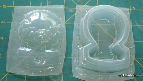 Ball Mold For Resin Flexible Mold For Resin