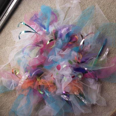Infant easter bunny short tutu