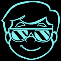 Sunglasses_logo_avatar_blueblack