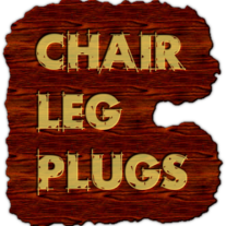 Stool Leg Plug/Chair Leg Plugs