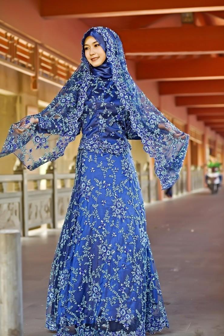 Fadilah - Bridal Dress Wedding Gown Marriage Matrimony Wedlock ...