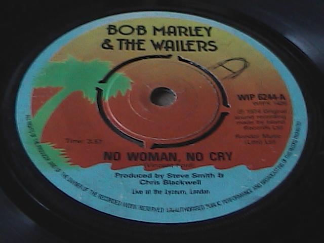 World Of Reggae Music Store No Woman No Crykinky Reggae Bob