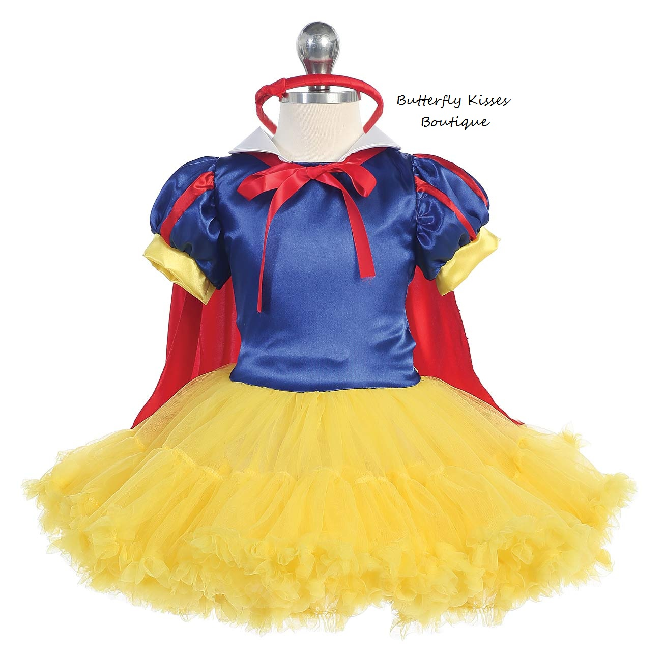 Snow White Tutu Costume  sc 1 st  Butterfly Kisses - Storenvy & Snow White Tutu Costume · Butterfly Kisses · Online Store Powered by ...