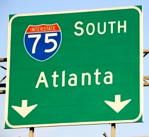 Atlanta Georgia Sightseeing Attractions |Atlanta Georgia Sign