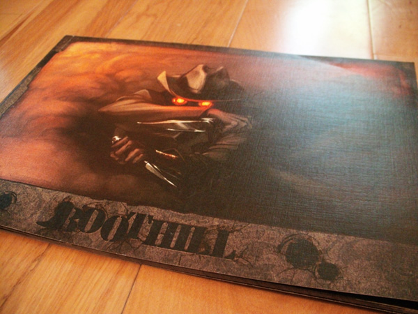 Boot Hill Concept Sketchbook Sold By Fancy Owl