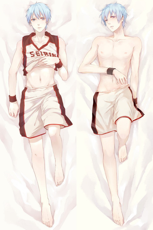 kuroko no basket dakimakura hugging body pillow case anime cover26