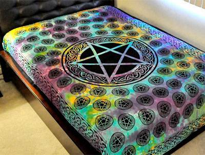 Pentacle Pentagram Wicca Pagan Celtic Witch Witchcraft