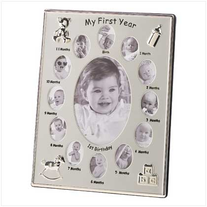 Jannies Livedeals My First Year Photo Frame Online Store