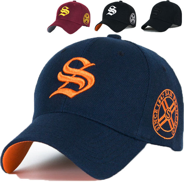 6094fa4f8ce3 New Mens casual hat baseball cap Women ball caps on Storenvy