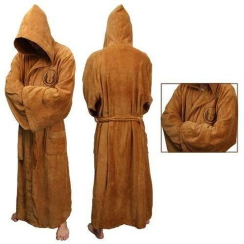 Jedi Bath Robe Costume With Jedi Insignia On Storenvy