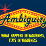 AMBIGUITY: WHAT HAPPENS IN VAGUENESS T-shirt on Storenvy