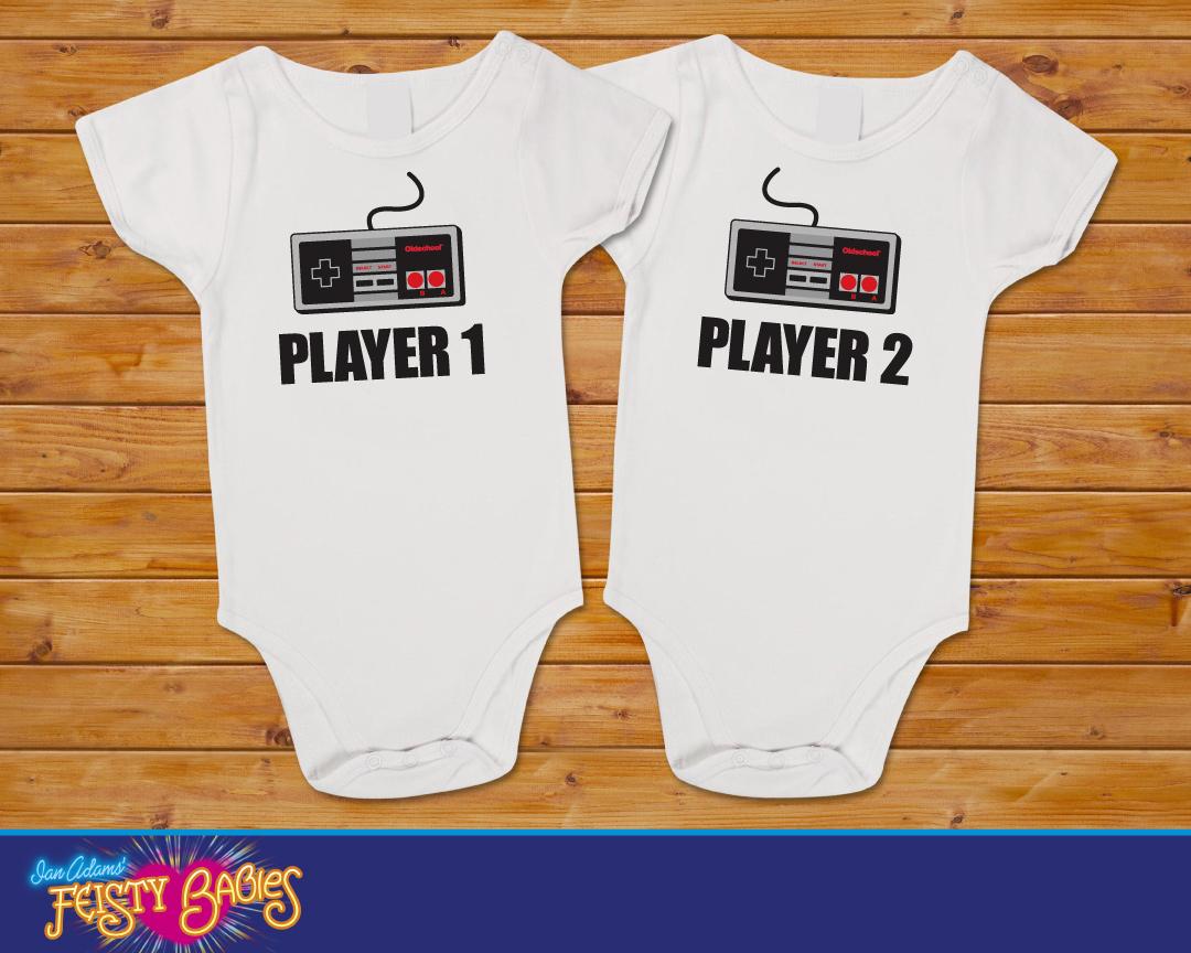 Design t shirt baby - Player12twinset_original