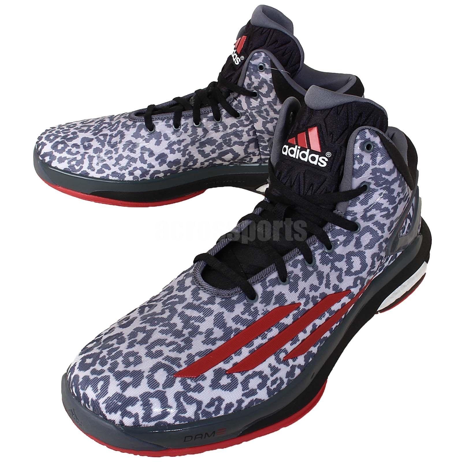 newest 7b04e b39cf damian lillard adidas boost